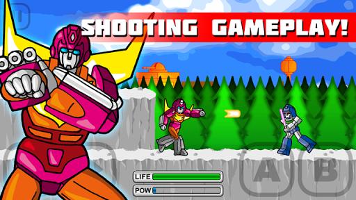 Robots Warfare  screenshots 2