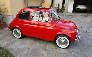 Fiat 500 L Rent Lombardia