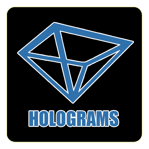 4 Sided Holograms