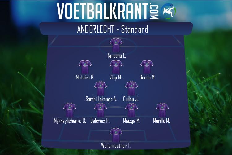 Anderlecht (Anderlecht - Standard)