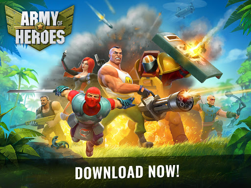 Army of Heroes 1.03.00 screenshots 6