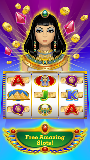 Triple Pharaoh Jackpot Slots