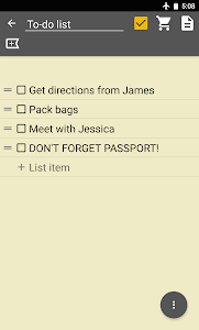 Notepad & To Do List 4.3.14