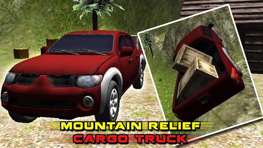 軍の貨物トラック: ヒルクライム: Cargo Truck