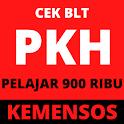 Cek BLT PKH Pelajar 900 Ribu icon