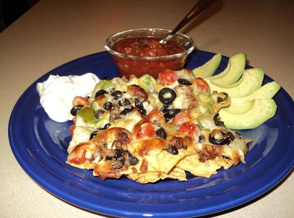 Mexican Nacho Pizza Recipe