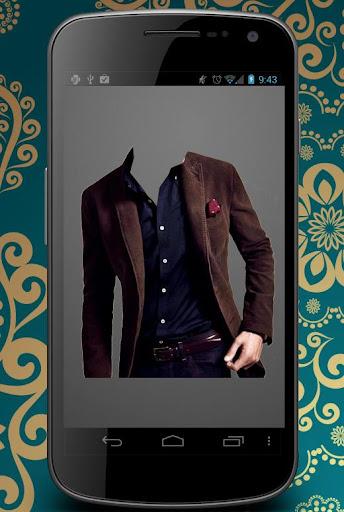 Formal Man Fashion Photo