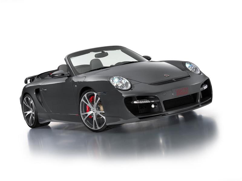2008 Techart Porsche 911 Turbo Gtstreet Cabrio. Porsche 911 Turbo GTstreet