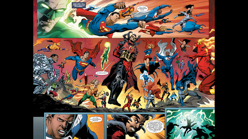 DC Comics  screenshots 5