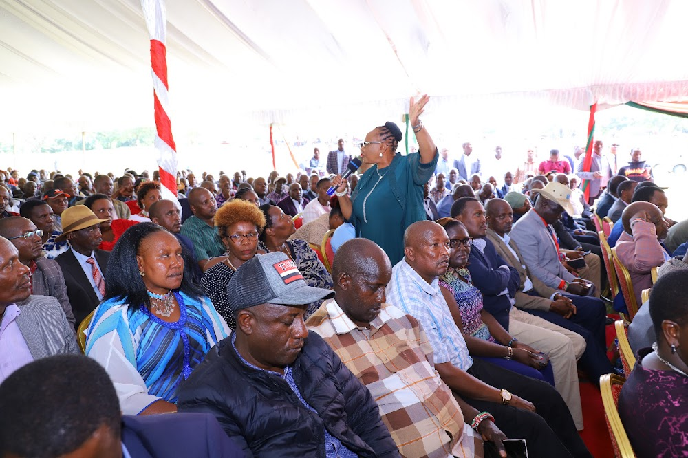 Narok leaders walk out of stormy BBI meeting