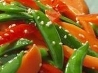 I Eat Peas & Carrots Recipe