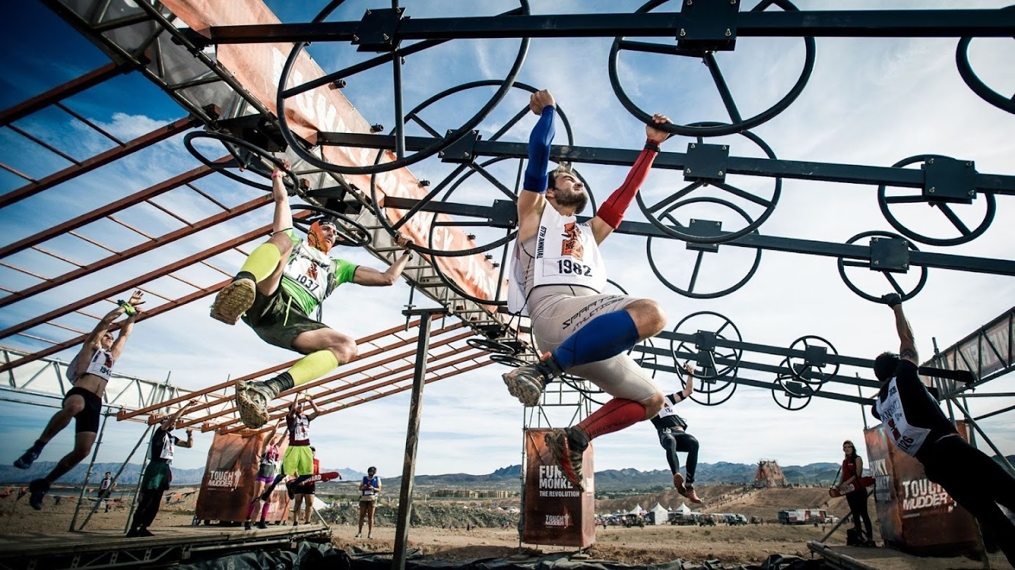 Watch America's Toughest Mudder Midwest live