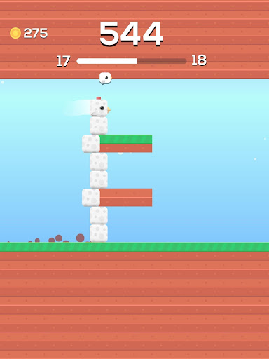 Square Bird apktram screenshots 6