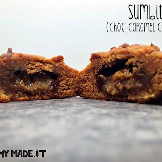 Sumbitches (Choc-Caramel Cookies)