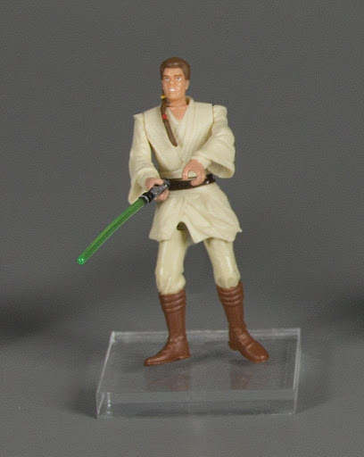 Action figure:Star Wars Episode I: Obi-Wan Kenobi - Final Lightsaber Duel