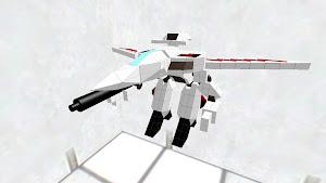VF-1J   GERWALK VALKYRIE