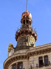 Photo: Una bonita cúpula de colores (metalizados)