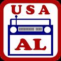 USA Alabama Radio icon