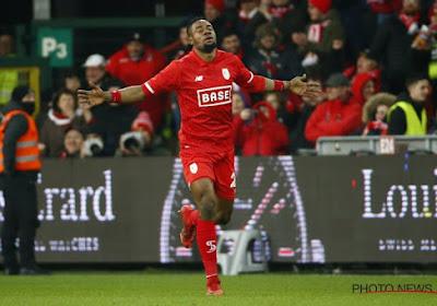 Le Standard accepte la proposition du Parquet : Luyindama manquera plusieurs matchs!