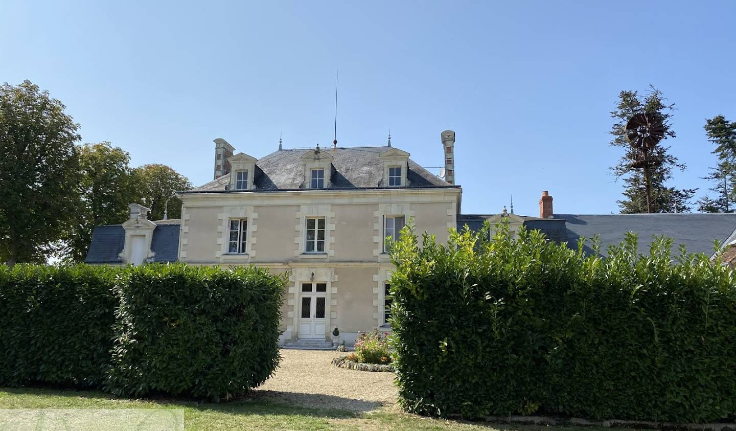 House with pool Richelieu