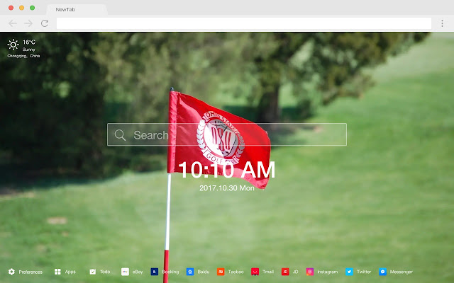 Ohio State HD New Tabs Popular Sports Themes