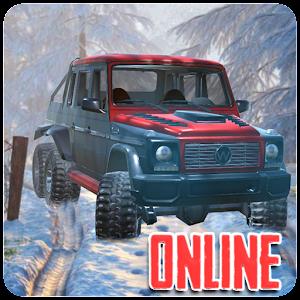 Offroad Simulator Online 1.72 APK MOD