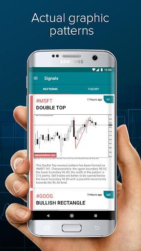 Forex Signals -  InstaForex screenshots 1