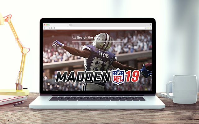 Madden NFL 19 HD Wallpapers Tab Theme