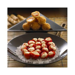 Stuffed Peppadew Peppers