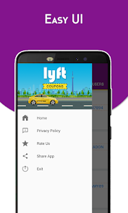 Free Taxi Promo Coupons for Lyft Cab