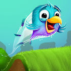 Idle Bird - Flying Game icon