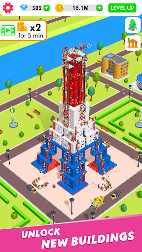 Idle Construction 3D android2mod screenshots 7