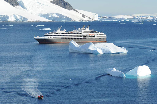 Ponant-in-Greenland.jpg - L'Austral and Le Boreal are among the luxury expedition ships from Ponant that visit Greenland.