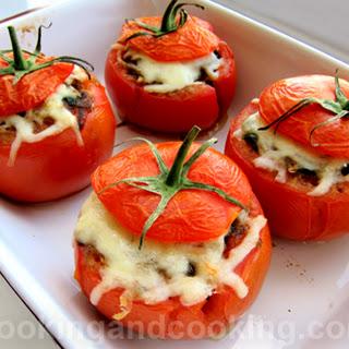 Stuffed Tomato Mashed Potato Recipes