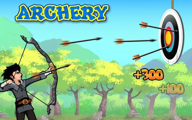 Archery (Bow & Arrow)
