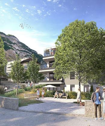 Vente appartement 3 pièces 64,64 m2