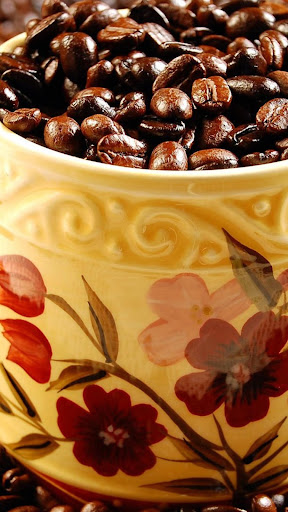 Coffee.Cup.Live wallpaper