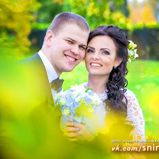 Wedding photographer Feliks Kudashev (snimaem). Photo of 28.08.2015