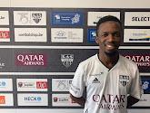 """Mamadou Koné is terug bij Eupen: """"Twee jaar op dit moment gewacht"""""""