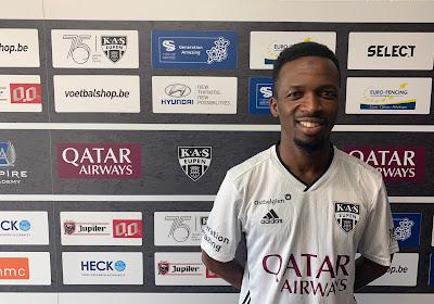 """Mamadou Koné heureux de revenir à Eupen : """"Deux ans que j'attendais ce moment"""""""