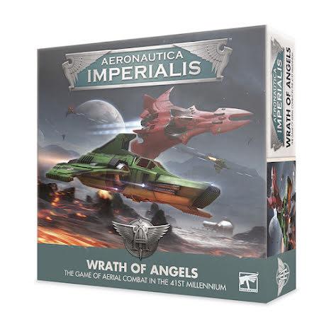 AERONAUTICA IMPERIALIS: WRATH OF ANGELS (ENG)