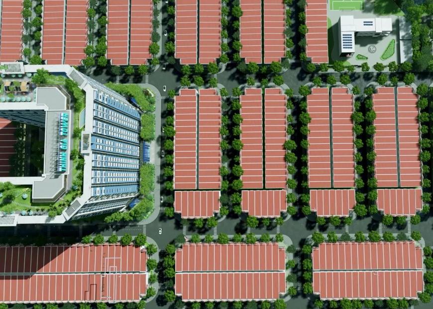 Quy hoạch 1/500 giúp nhà đầu tư triển khai lập dự án xây dựng