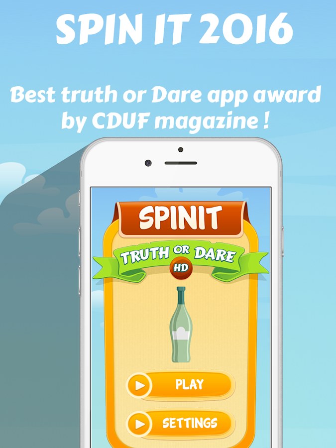 Truth Or Dare hot free- screenshot