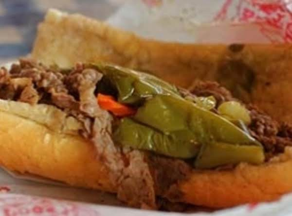 Italian Beef Sandwich. Picture Courtesy Of Citysearch Chicago.