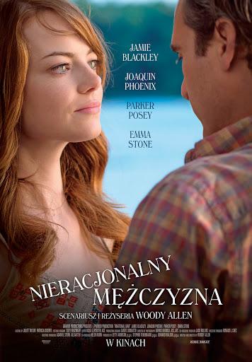 Polski plakat filmu 'Nieracjonalny Mężczyzna'