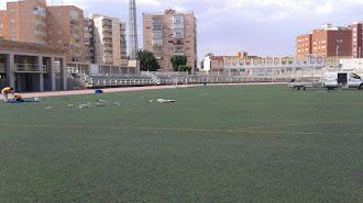 Remodelación del Estadio de la Juventud \'Emilio Campra\'.