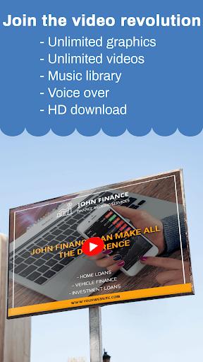 Marketing Video, Promo Video & Slideshow Maker 28.0 screenshots 7