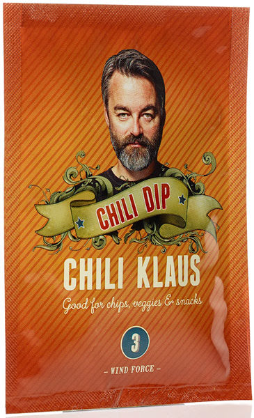 Chilidipp vindstyrka 3 – Chili Klaus