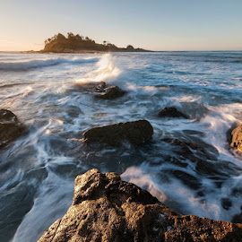 Commotion by Geoffrey Wols - Landscapes Waterscapes ( nature, water,  )