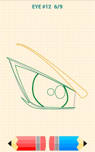 How to Draw Anime Eyes 5.1 Screenshots 17